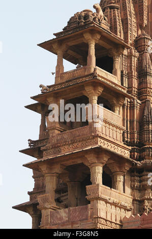Deval ; Mandore ; Jodhpur ; Rajasthan ; India - Stock Photo