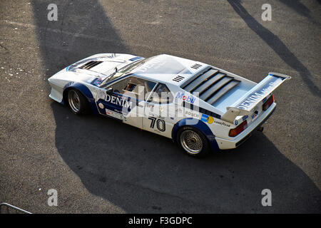 bmw m1 procar 1979 german racing championship stock photo 89154535 alamy. Black Bedroom Furniture Sets. Home Design Ideas