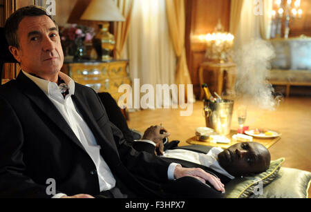 The Intouchables, UK: Untouchable) is a 2011 French comedy-drama film directed by Olivier Nakache & Éric Toledano. - Stock Photo