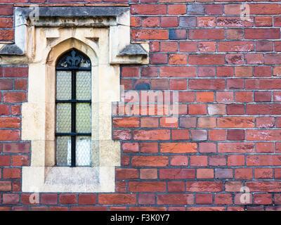 Background Of Tudor Brick Wall Stock Photo 92852340 Alamy