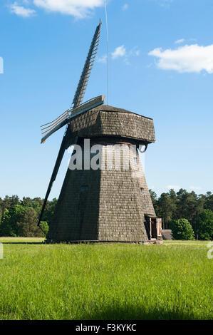 Skansen in Rumšiškės, Kaunas County, Lithuania - Stock Photo
