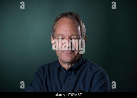 American writer Tom Drury. - Stock Photo