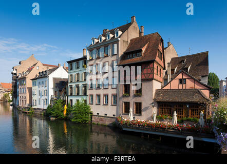 France bas rhin strasbourg old town listed as world for Strasbourg architecture