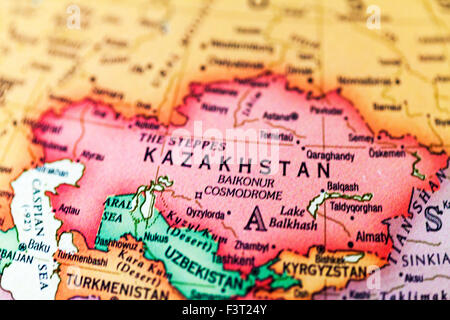 kyrgyzstan map Stock Photo Royalty Free Image 115463481 Alamy