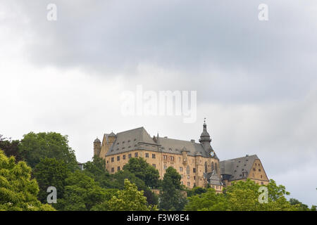 Castle Marburg - Stock Photo