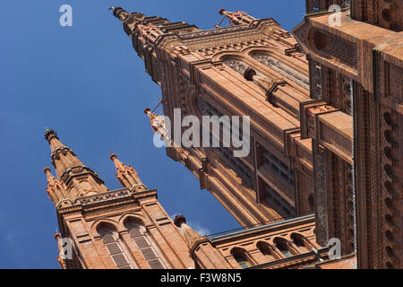 Market Church - Stock Photo