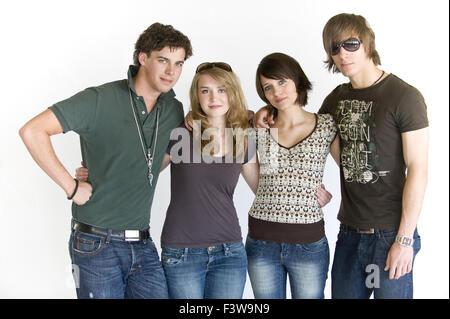 Group - Stock Photo