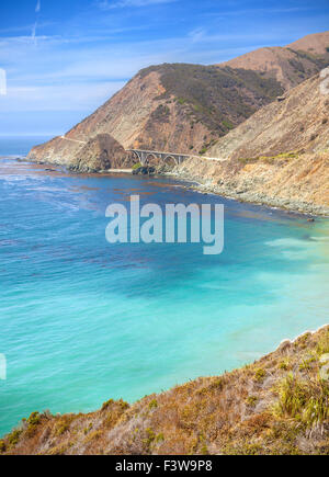 Highway california 1 pacific ocean coast usa stock photo royalty california coastline along pacific coast highway usa stock photo publicscrutiny Image collections