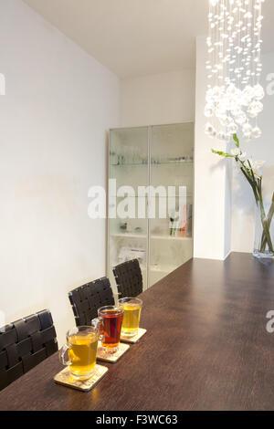 Kitchen luxury design - Stock Photo