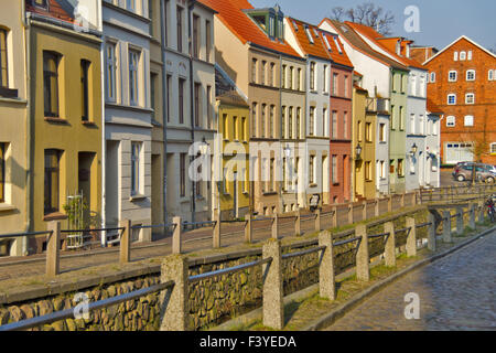 Wismar - Stock Photo