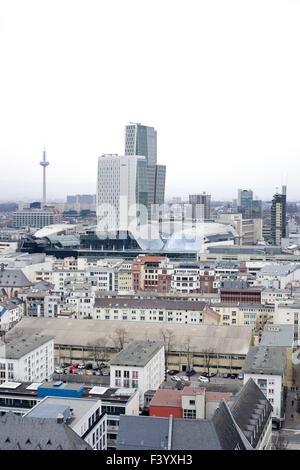 Frankfurt am Main - Stock Photo