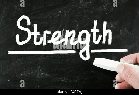 strength concept - Stock Photo