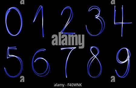 Number Numbers Six 6 Symbol Figure Digit Stock Photo