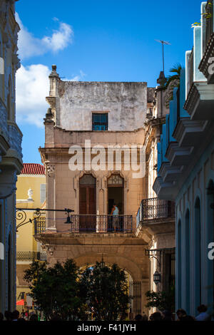 Caribbean Cuba Havana City Views - Stock Photo