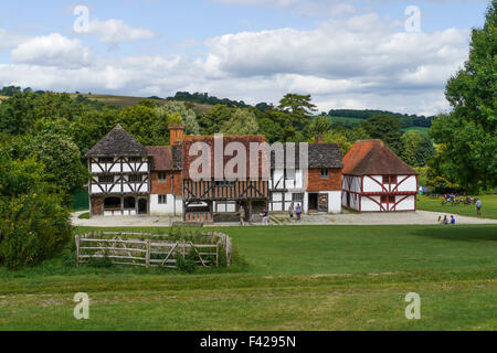 Weald & Downland Open Air Museum.Singleton,West Sussex , England. - Stock Photo