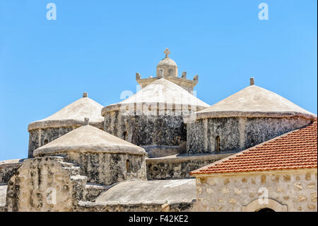Church of Agia Paraskevi in Paphos. Cyprus - Stock Photo