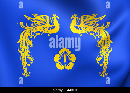 Republic of Korea Presidential Standard - Stock Photo