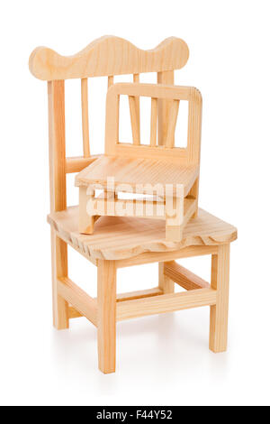 Toy chair - Stock Photo