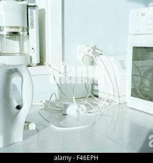 Household appliances, Sweden. - Stock Photo