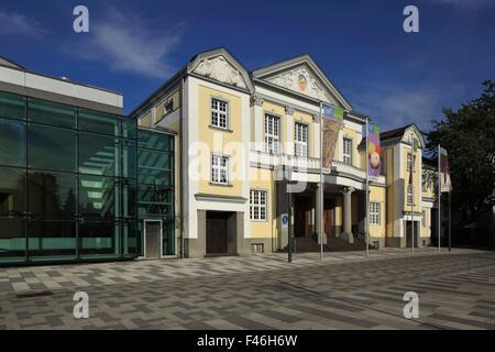 Festhalle Viersen, Theater und Konzerthaus in Viersen, Niederrhein, Nordrhein-Westfalen - Stock Photo