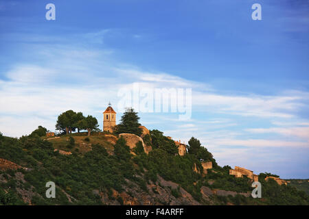 Banon, Provence, France - Stock Photo