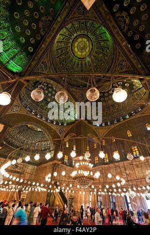 Mosque in Cairo - Stock Photo