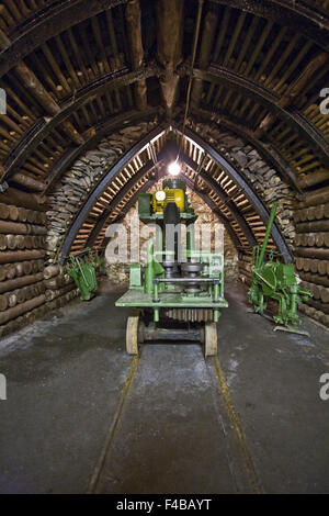 German Mining Museum in Bochum, Germany. - Stock Photo