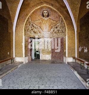 Christ Church in Bochum in Germany. - Stock Photo