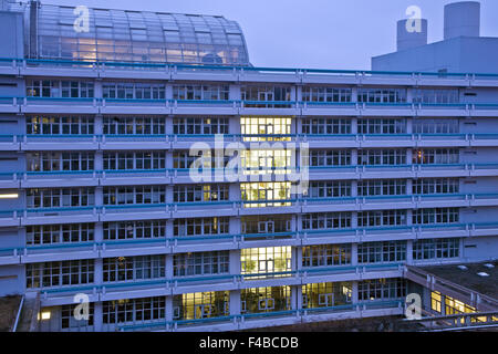 Ruhr University, Bochum, Germany. - Stock Photo