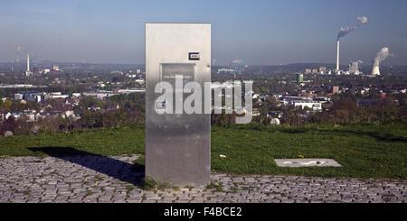Tippelsberg, Bochum, Deutschland. - Stock Photo