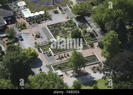 Westfalenpark, Dortmund, Germany. - Stock Photo