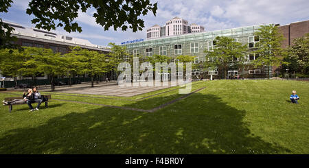 West city hall, Essen, Germany - Stock Photo