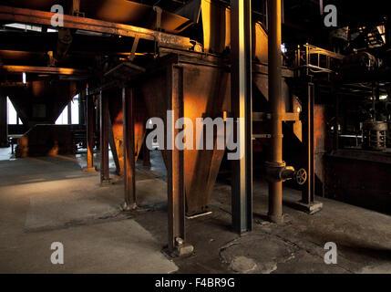 Zollverein, Essen, Germany - Stock Photo