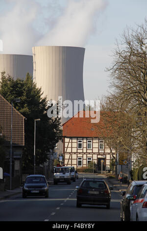 Grohnde - Stock Photo