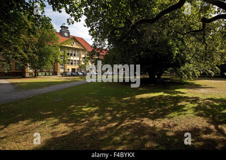 Town Hall, Datteln, Germany - Stock Photo