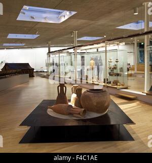 Roman Museum, Haltern, Germany - Stock Photo