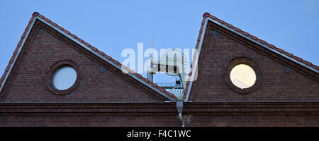 Colliery Ewald, Herten, Germany - Stock Photo