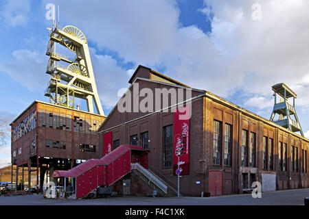 Colliery Ewald, Herten, Germany - Stock Photo