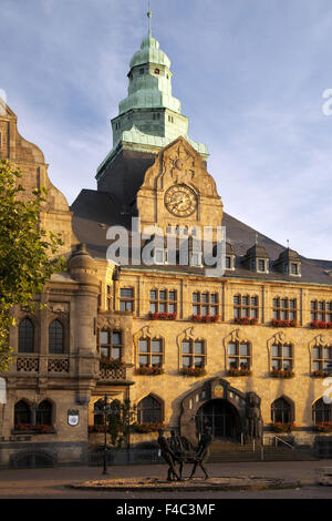 Town Hall, Recklinghausen, Germany - Stock Photo
