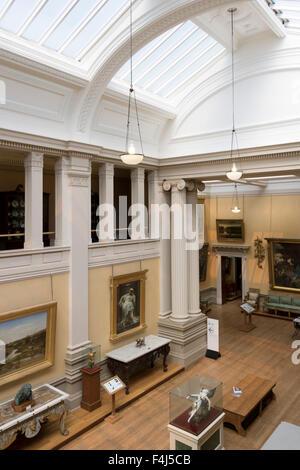Lady Lever Art Gallery, Port Sunlight, Cheshire, England, United Kingdom, Europe - Stock Photo