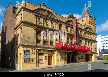 The Pavilion Theatre in Glasgow city centre, Scotland, UK - Stock Photo