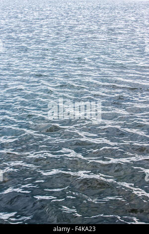 Ripples in the water. - Stock Photo