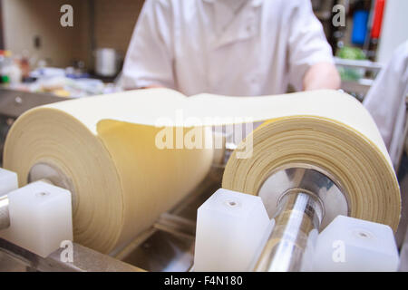 raw rolling machine instructions