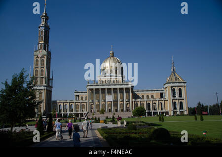 SHRINE OF OUR LADY OF LICHEN - Stock Photo