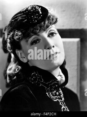 Greta Garbo / Anna Karenina 1935 directed by Clarence Brown - Stock Photo
