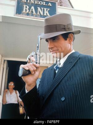 Warren Beatty / Bonnie and Clyde 1967 directed by Arthur Penn - Stock Photo