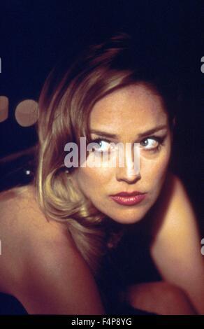 Sharon Stone / Casino 1995 directed by Martin Scorsese - Stock Photo