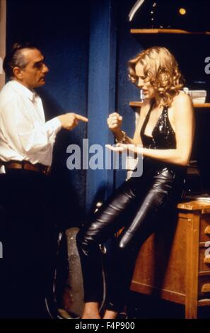 Martin Scorsese, Sharon Stone / Casino 1995 directed by Martin Scorsese - Stock Photo