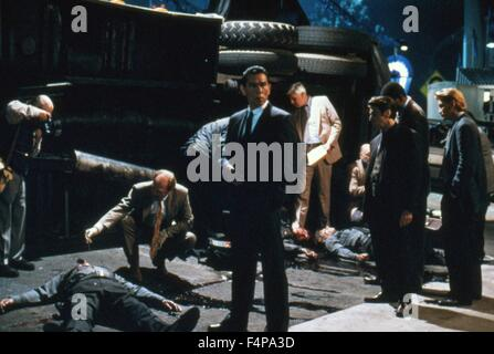 Ted Levine, Wes Studi, Al Pacino / Heat 1995 directed by Michael Mann - Stock Photo