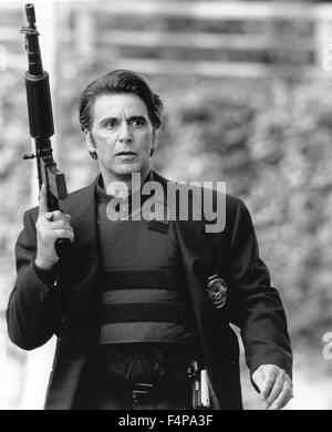 Al Pacino / Heat 1995 directed by Michael Mann - Stock Photo